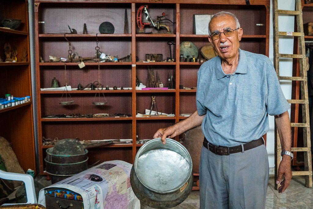 Palæstinensisk flygtning i Libanon Mahmoud Yousef