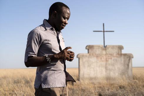 Katolsk præst i Kenya